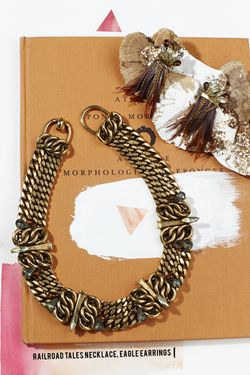 By Bernadette for Lizzie Fortunato Jewels