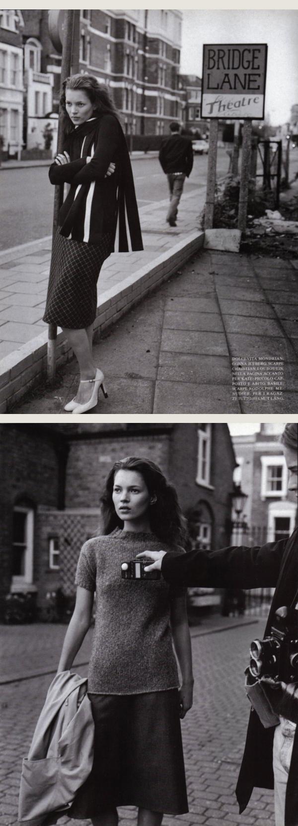 Kate in London